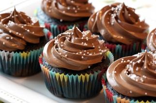 Cupcake-al-cioccolato