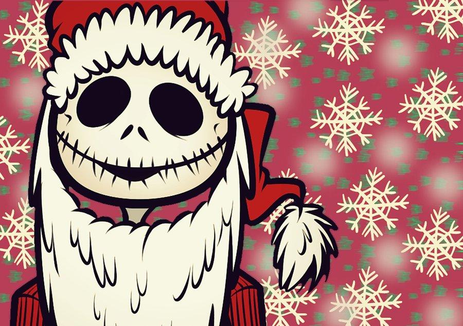 jack_skellington__at_christmas_wallpaper_by_leewonka-d5mkuqy